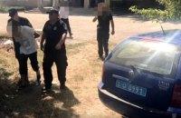 В Одеській області хулігани викрали автомобіль поліції