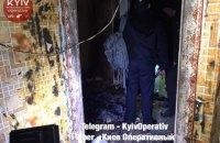На Борщаговке в Киеве произошел взрыв в многоэтажке