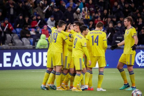 У Казахстані народилася перша гучна сенсація стартуючого кваліфаю Євро-2020