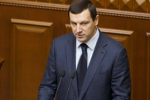 Комитет Рады отказался рассматривать представление на нардепа Дунаева