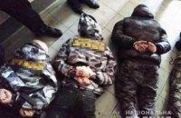 Из-за попытки срыва сессии горсовета Жмеринки 19 задержанных получили подозрения