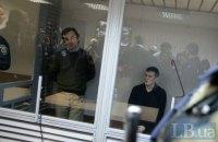 Российских ГРУ-шников доставили в суд в бронежилетах и шлемах
