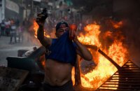 Жертвами сутичок у Венесуелі стали 16 осіб