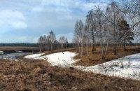 На Великдень в Україні температура підніметься до +22, місцями дощі та грози