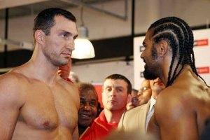 Хэй готов вернуться в бокс ради Кличко