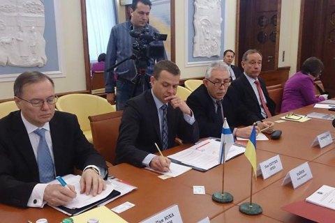Харьков посетил министр внутренних дел Финляндии