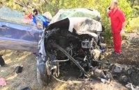 В Кривом Роге из-за ДТП погибли три человека