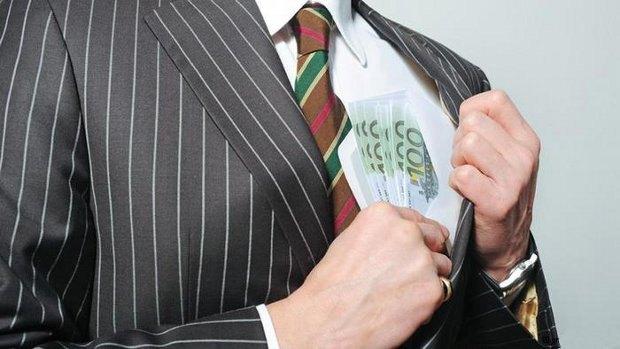 Коррупция выгодна только коррупционерам
