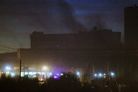 При пожаре в здании Службы внешней разведки в Москве погибли три человека