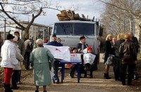 В Севастополе назревает силовое противостояние граждан и застройщика