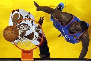 """НБА: Вестбрук подарував перемогу """"Вітрильникам"""""""