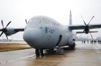 Самолет ВМС США потерпел крушение в Филиппинском море (Обновлено)