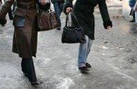 ДСНС попереджає українців про ожеледь