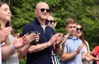 В Одесі відкрили велопішохідну естакаду