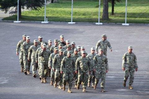 Во Львове умер американский военный инструктор