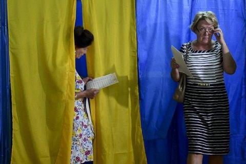 Явка на виборах недотягнула до 50%