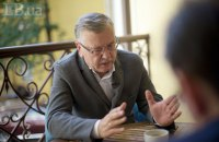 Анатолій Гриценко: «В Порошенка немає шансу на переобрання – він його втратив»