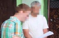 СБУ затримала росіянина за підготовку диверсії на військовому аеродромі