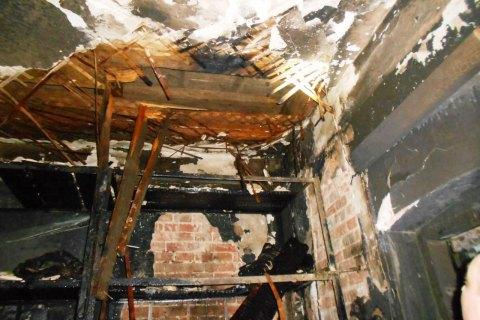 Через пожежу з Чернігівського СІЗО евакуювали 70 осіб