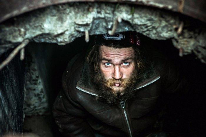 Бомж Сєня живез Миколаєва