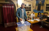 Стали відомі результати голосування українських полярників
