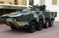 """""""Укроборонпром"""" отчитался об успешных испытаниях корпусов БТРов, в которых нашли трещины"""