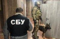 У Києві СБУ затримала поліцейського на хабарі у $10 тисяч за закриття кримінального провадження