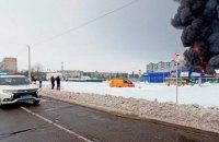 """Поліція затримала підозрюваного у підпалі """"Епіцентру"""" у Первомайську"""