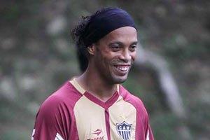 Роналдиньо: чувствую, что впереди меня ждет еще много хороших лет