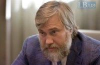 Вадим Новинський: «Якщо розкол буде легітимізовано, велика ймовірність громадянської війни на релігійному ґрунті»