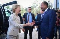 ЄС бореться за Ефіопію, Катар захоплює небо Руанди, Судан іде з Ємену, Гамбія перекриває газ Китаю. Африка: головне за тиждень
