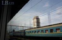 У Києві неподалік Центрального вокзалу чоловікові переїхало ноги електричкою