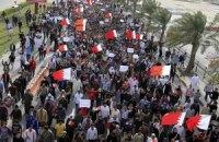 Протесты охватили Бахрейн