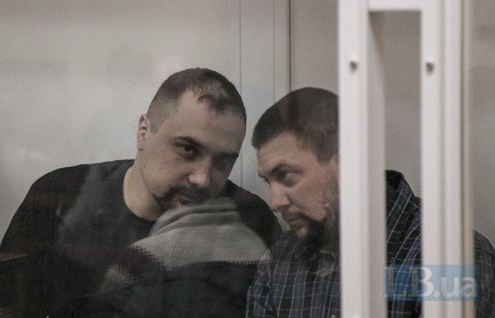 Тамтура і Маринченко