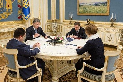Порошенко: суд ООН признал Россию стороной Минских договоренностей, а не посредником