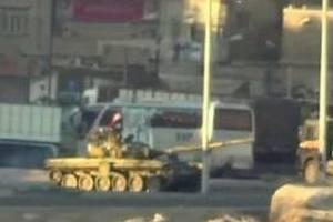 Под Дамаском в ожесточенных боях погибли почти 70 человек