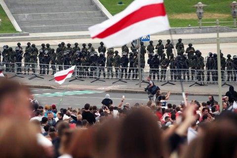 """У Білорусі оголосили набір у """"народні дружини"""" на допомогу міліції"""
