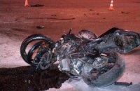 ДТП у Києві: з вини водія Mitsubishi загинув мотоцикліст