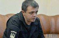 """Семенченко хоче статус учасника бойових дій для добровольців """"Правого сектору"""""""