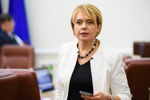 НАПК внесло два предписания Гриневич из-за двух руководителей учебных заведений, которые работают с родственниками