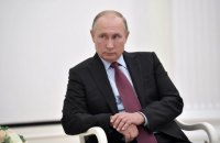 Путін заявив, що Севастополь «юридично завжди був у складі Росії»