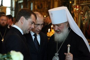 Патріарх Кирило благословив священиків на вибори