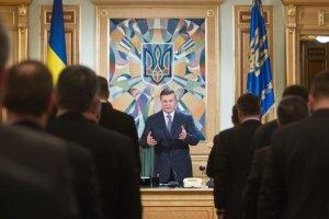Янукович увидел прогресс Украины в мировых экономических рейтингах