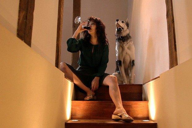 Кадр из фильма Мебиус