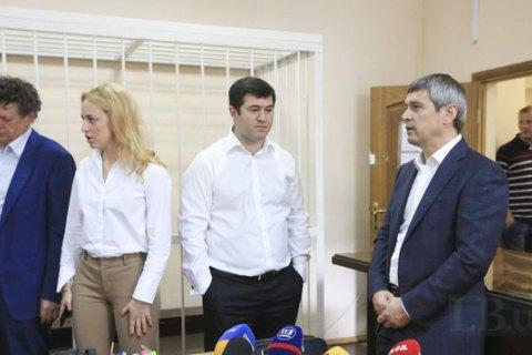 Шевченківський суд ознайомився тільки з третиною матеріалів у справі Насірова