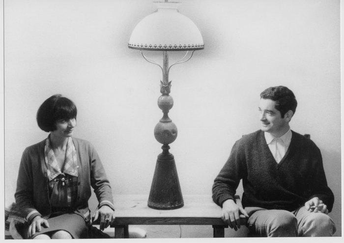 Аньес Варда и Жак Деми