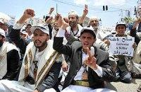 Сотни йеменцев получили ранения в ходе демонстрации