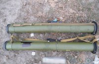 В Чернигове задержали военного-контрактника, продававшего гранатометы и гранаты