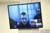 """Суд відпустив з-під варти """"беркутівців"""" Янишевського, Зінченка й Аброськіна"""