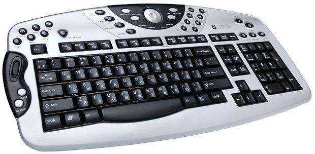 Мультимедійна клавіатура S Luna KM-2080 от Defender